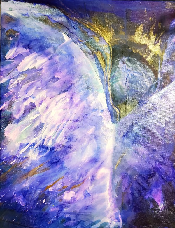The Angel's Back by Lucy Giboyeaux