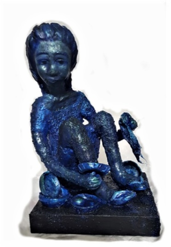 Little Marilyn - Nicaragua by Lucy Giboyeaux