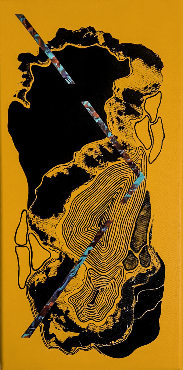 Cadmium Yellow Series | Edition 2, No. 2 by Brittany Webber