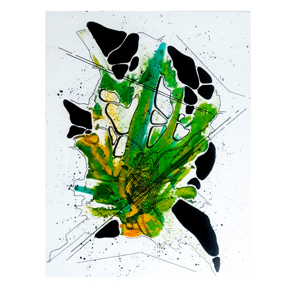 Works On Paper | 5 by Brittany Webber