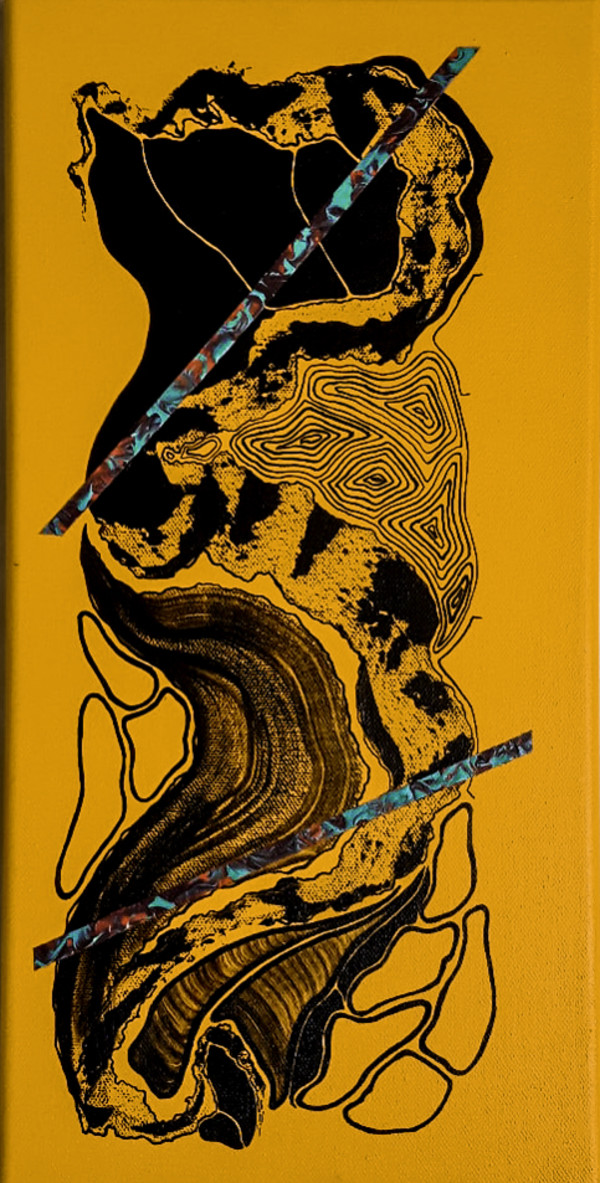 Cadmium Yellow Series | Edition 2, No. 1 by Brittany Webber