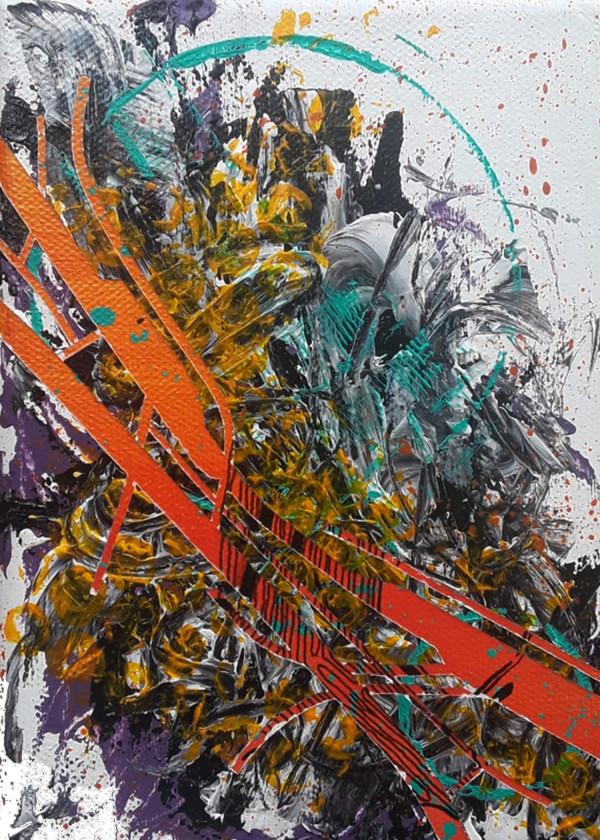 Modern Dusk by Brittany Webber