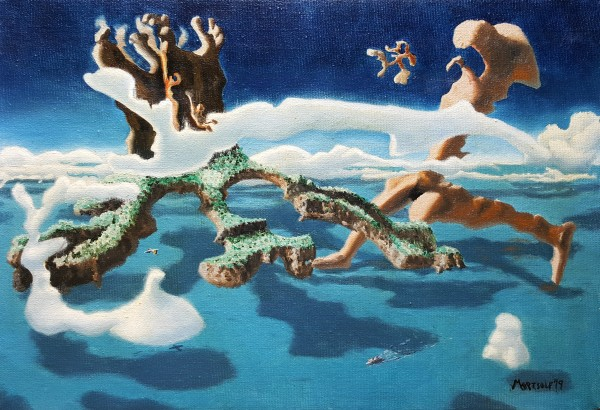 Aeolus Molesting Vulcan by Dave Martsolf