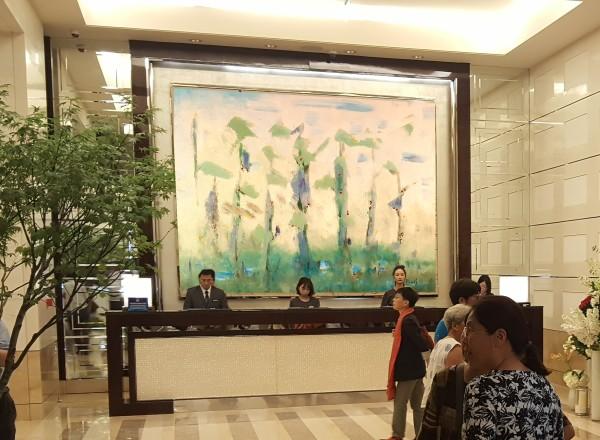 Hotel Lobby 2 by Dave Martsolf