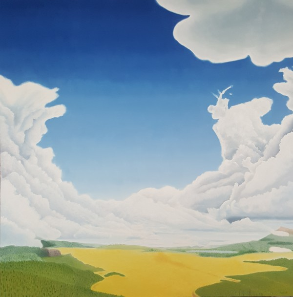 Big Sky Country by Dave Martsolf