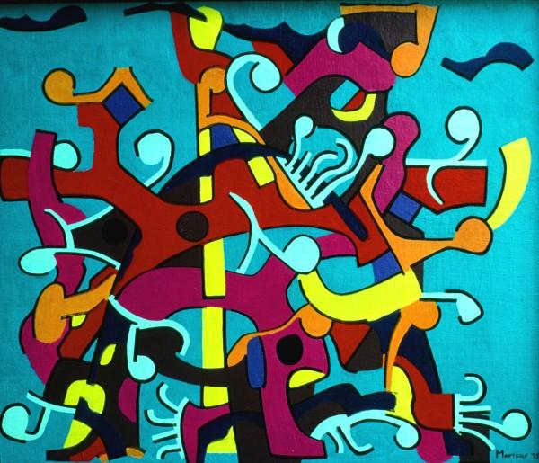 Bullseye Music by Dave Martsolf