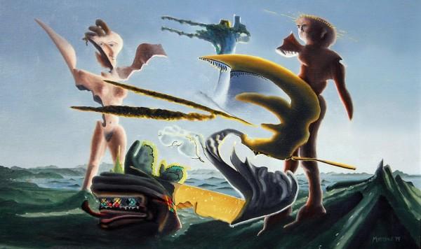 Civilization Found Intact by Dave Martsolf