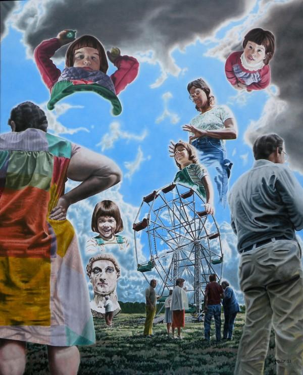 Ferris Wheel by Dave Martsolf