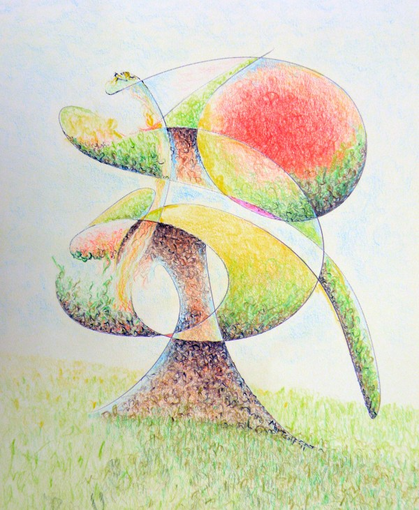 Fruit Tree by Dave Martsolf
