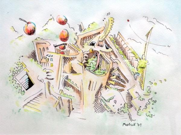 Habitat by Dave Martsolf