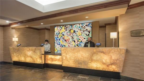 Hotel Lobby 6 by Dave Martsolf
