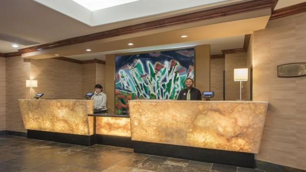 Hotel Lobby 7 by Dave Martsolf