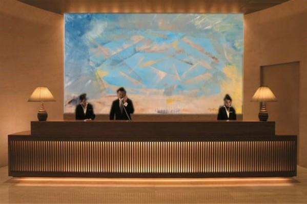 Hotel Lobby 5 by Dave Martsolf