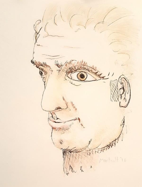 Julius Caesar by Dave Martsolf