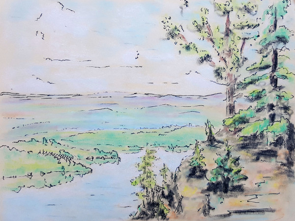 Shenandoah by Dave Martsolf