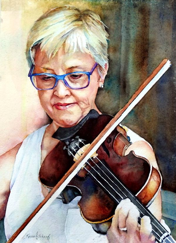 Concerto by Karen Schaaf