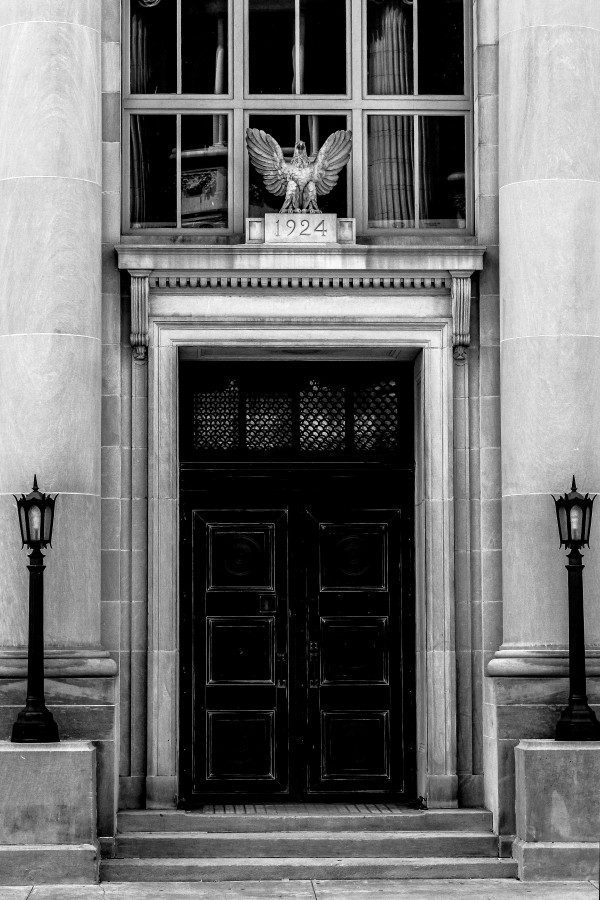 Portals Federal Reserve--Early 20th by Y. Hope Osborn