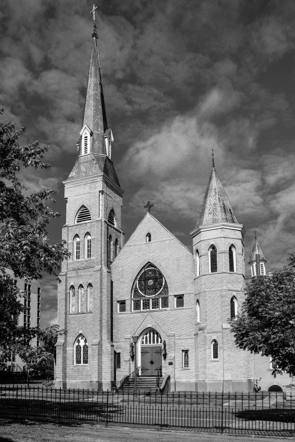 First Lutheran Church LR by Y. Hope Osborn