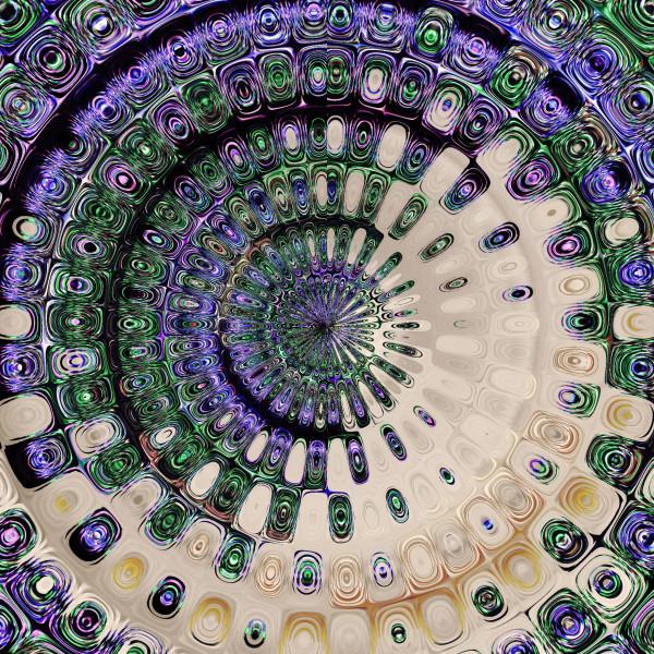 Kaleidoscope 11 by Y. Hope Osborn