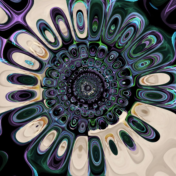 Kaleidoscope 8 by Y. Hope Osborn