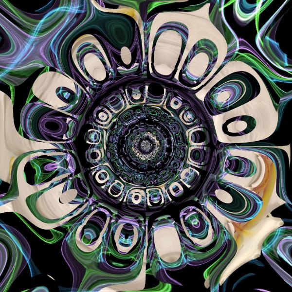 Kaleidoscope 9 by Y. Hope Osborn