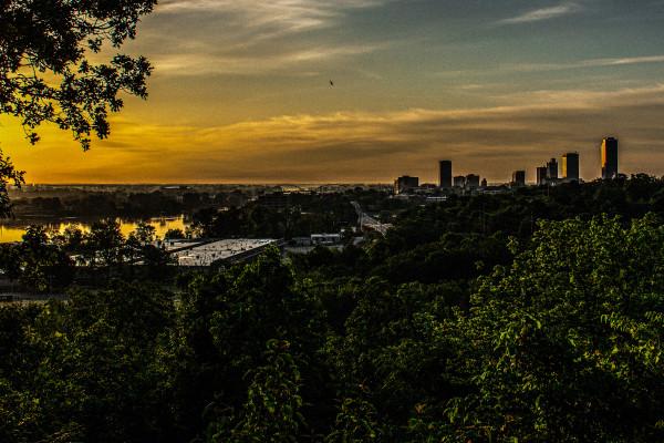Little Rock Living Ahead by Y. Hope Osborn