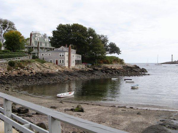 Marblehead Point, MA by Y. Hope Osborn