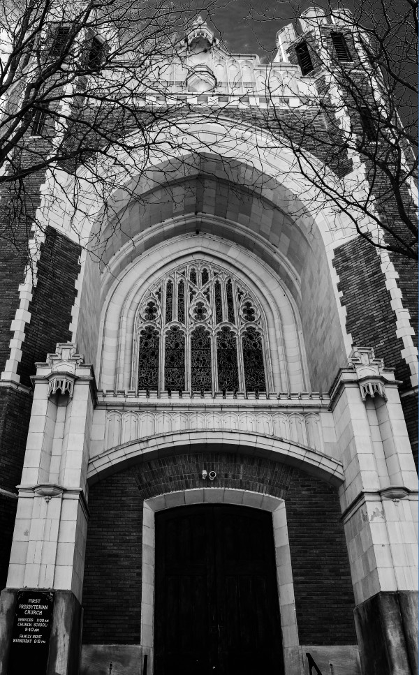 Portals Cathedral-Early 20th by Y. Hope Osborn