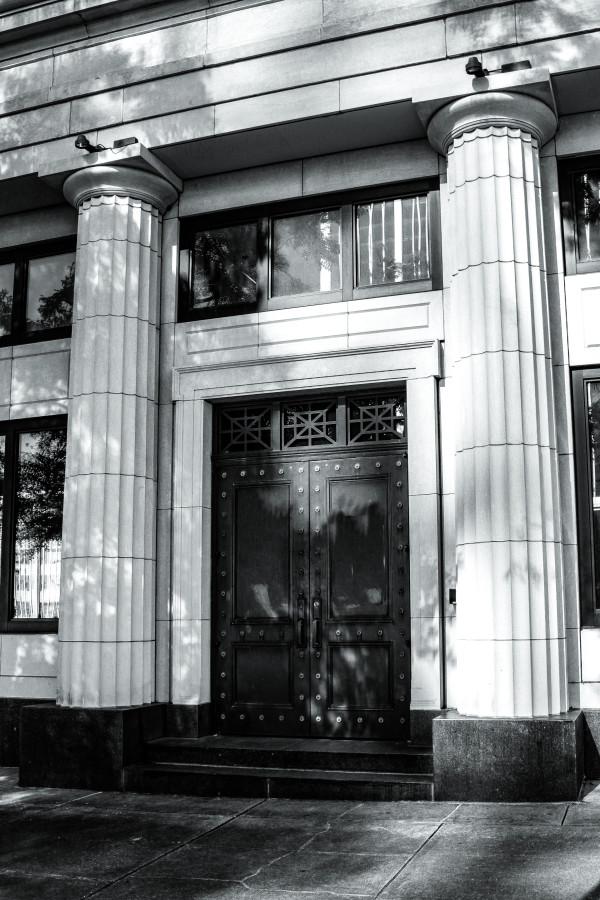 Portals Mann Building-Early 20th by Y. Hope Osborn