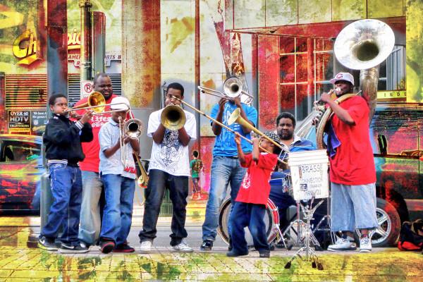 Rhythm and Brass by Y. Hope Osborn