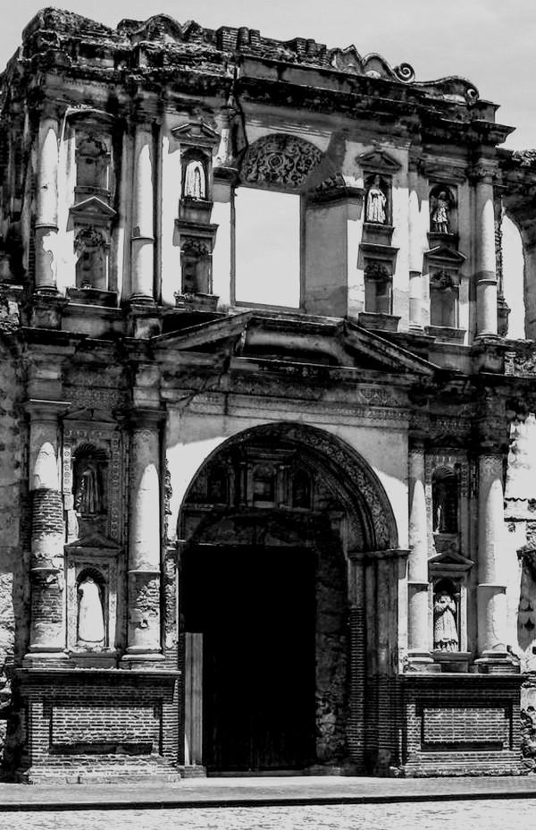 Portals Ruins 1--16th century by Y. Hope Osborn