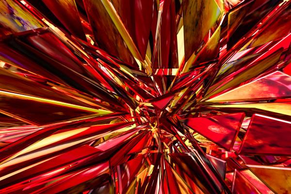 Starburst by Y. Hope Osborn