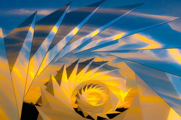 Sun Flare by Y. Hope Osborn