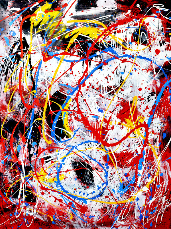 APPLE BLOOD by Lia Galletti
