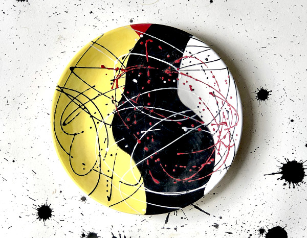 Plate 6-TART by Lia Galletti