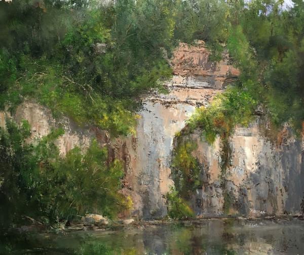 Little Buffalo Bluff by Judy Maurer