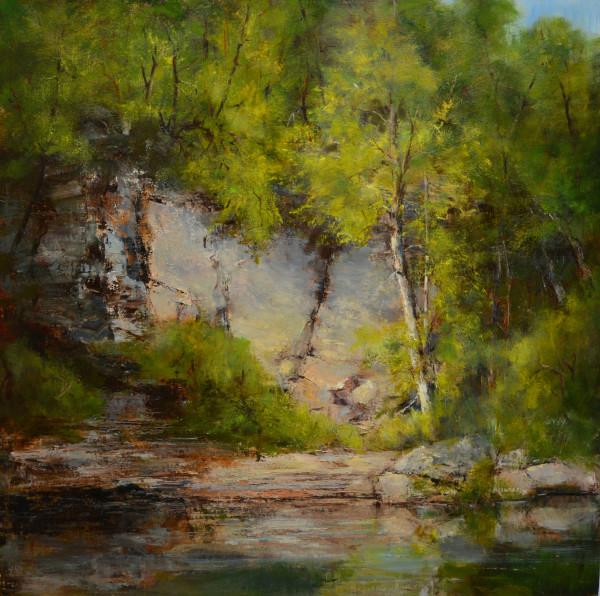 Facing the Bluff by Judy Maurer