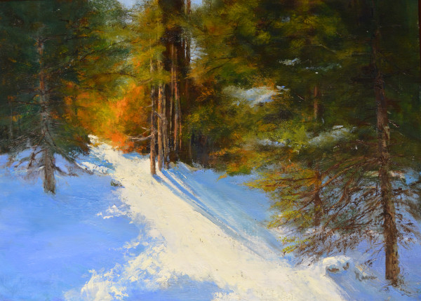 Early Winter by Judy Maurer