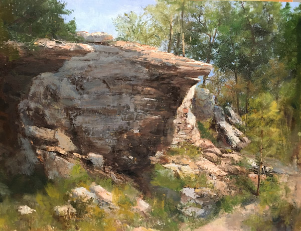 Along the Trail by Judy Maurer