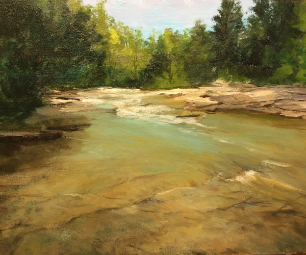 Kings River by Judy Maurer
