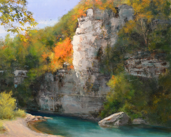 Making Way for Autumn by Judy Maurer