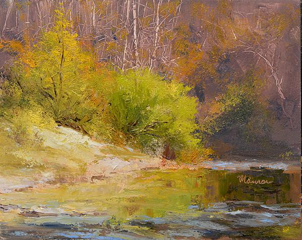 Steel Creek by Judy Maurer
