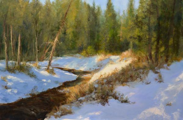 Winter Water by Judy Maurer