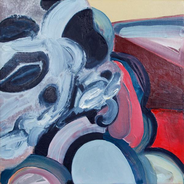 Three Hills by Pamela Staker