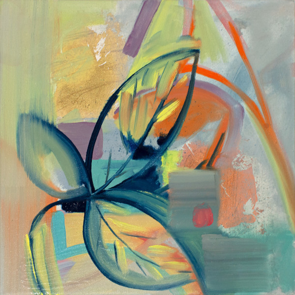 Abstract Study (Scandinavian flora 2) by Pamela Staker