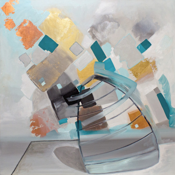 Abstract Study (table top) by Pamela Staker