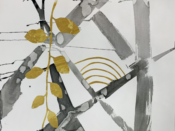 Haiku Series (branches) by Pamela Staker