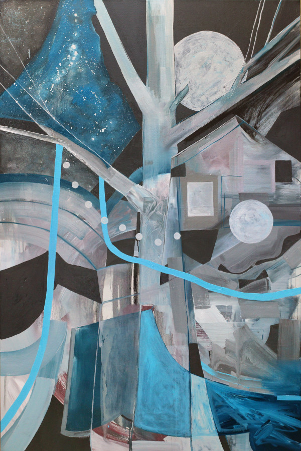 Haiku Series (dream) by Pamela Staker