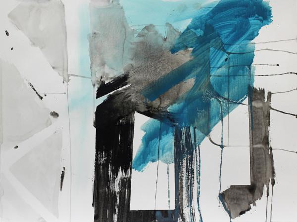 Rain no.1 by Pamela Staker