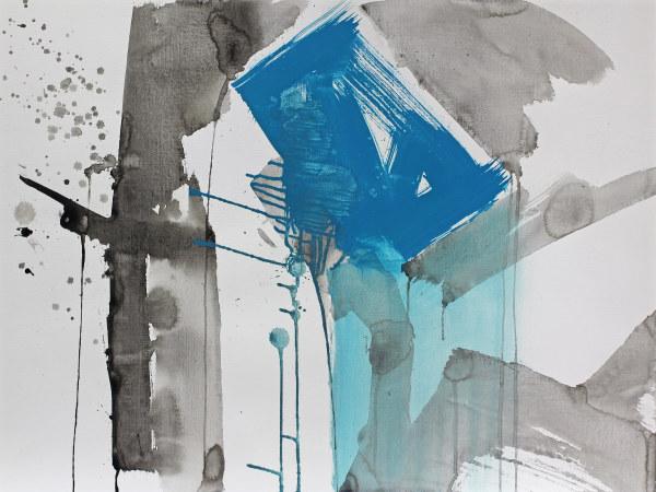 Rain no.2 by Pamela Staker